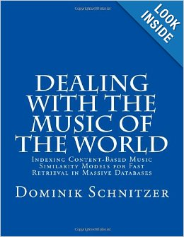 Thesis Book: Dealing with the Music of the World